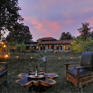 Kings Lodge Alfresco Meal Options